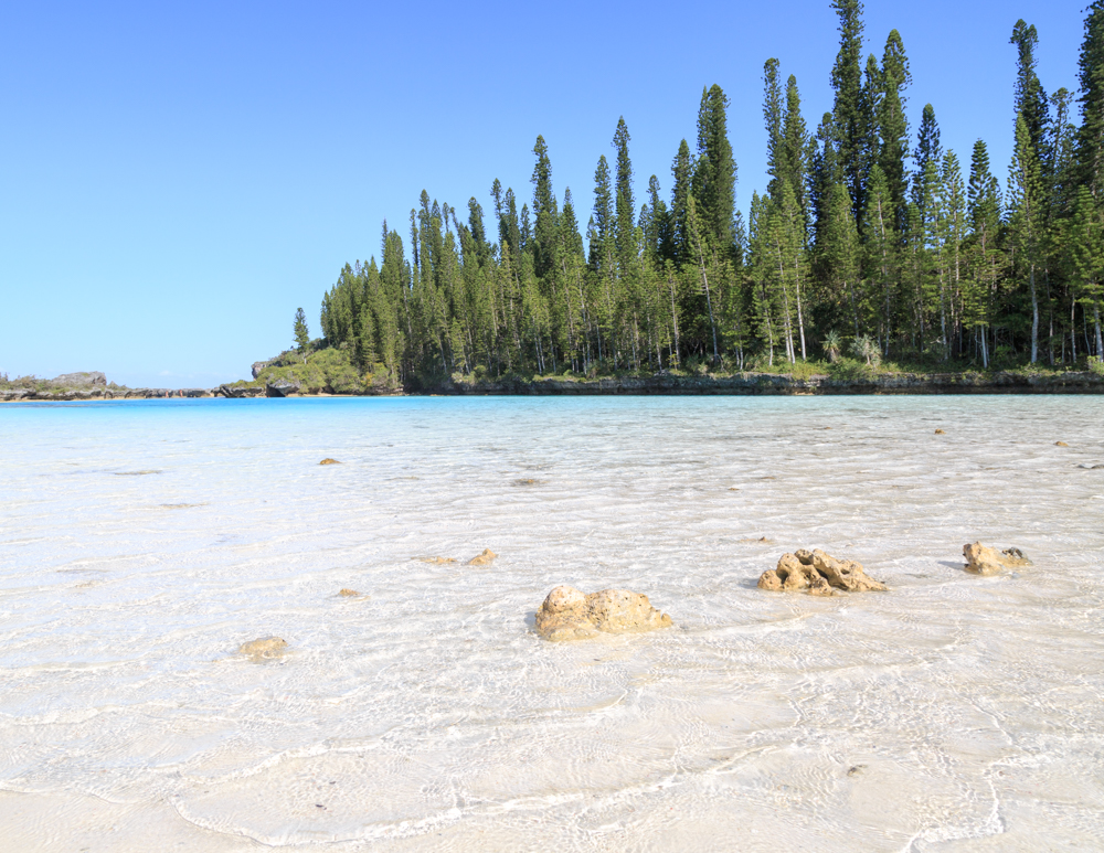 Top 10 things to do in New Caledonia, Piscine Naturelle