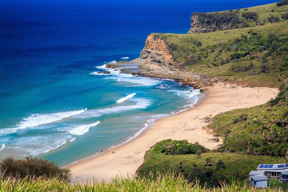 Best Beaches in Sydney, Burning Palms Beach
