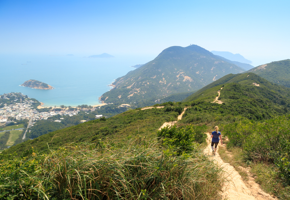 Hiking the Dragon's Back Trail: Hong Kong