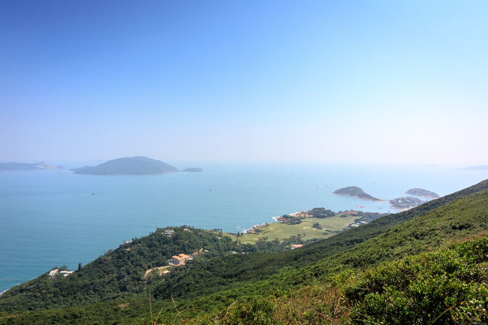 Views from the Dragon's Back, Hong Kong