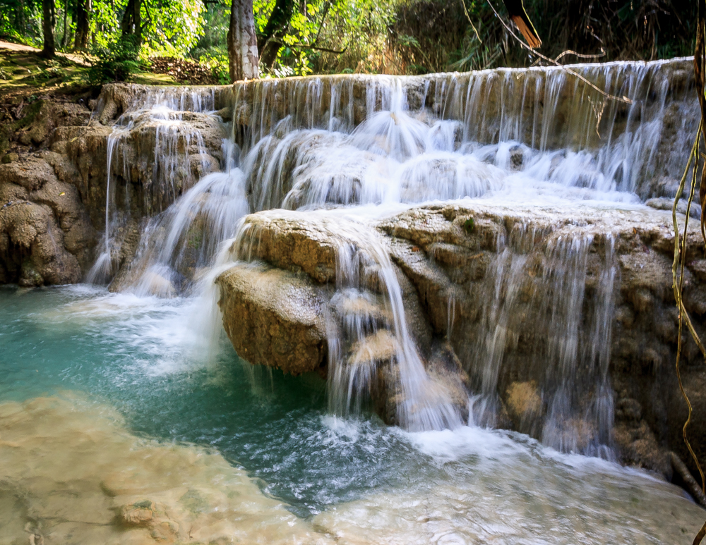 Best things to do in Laos, Kuang-Xi Falls