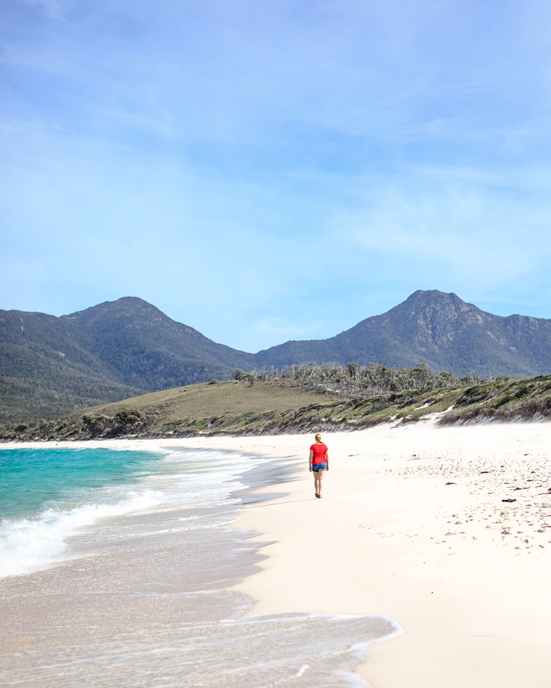 Most Instagrammable spots in Tasmania, Wineglass Bay