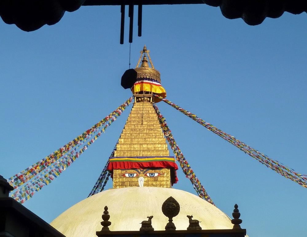 Boudnath, Nepal