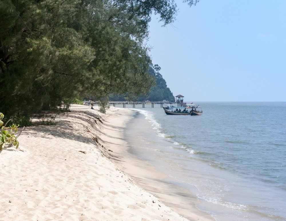 Best things to do in Malaysia: hike Penang National Park