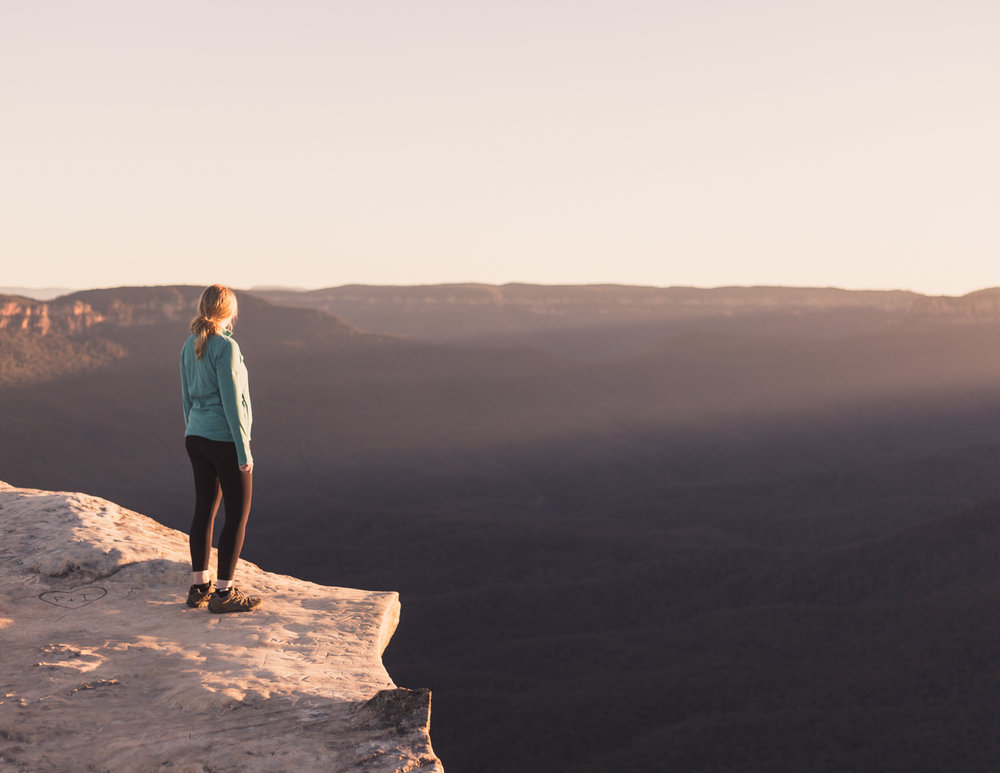 Weekends away from Sydney: Lincoln Rock in the Blue Mountains