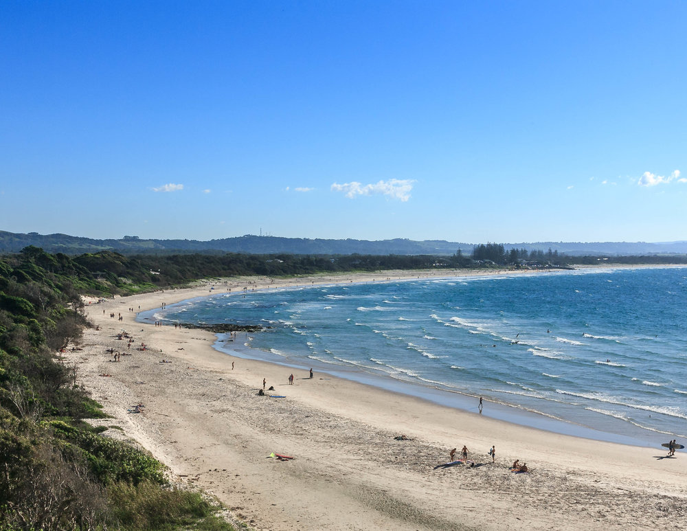 Weekends away from Sydney: Byron Bay