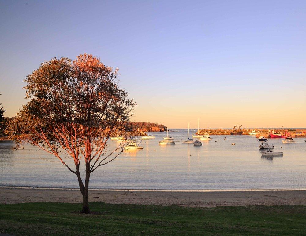 Weekends away from Sydney: Ulladulla