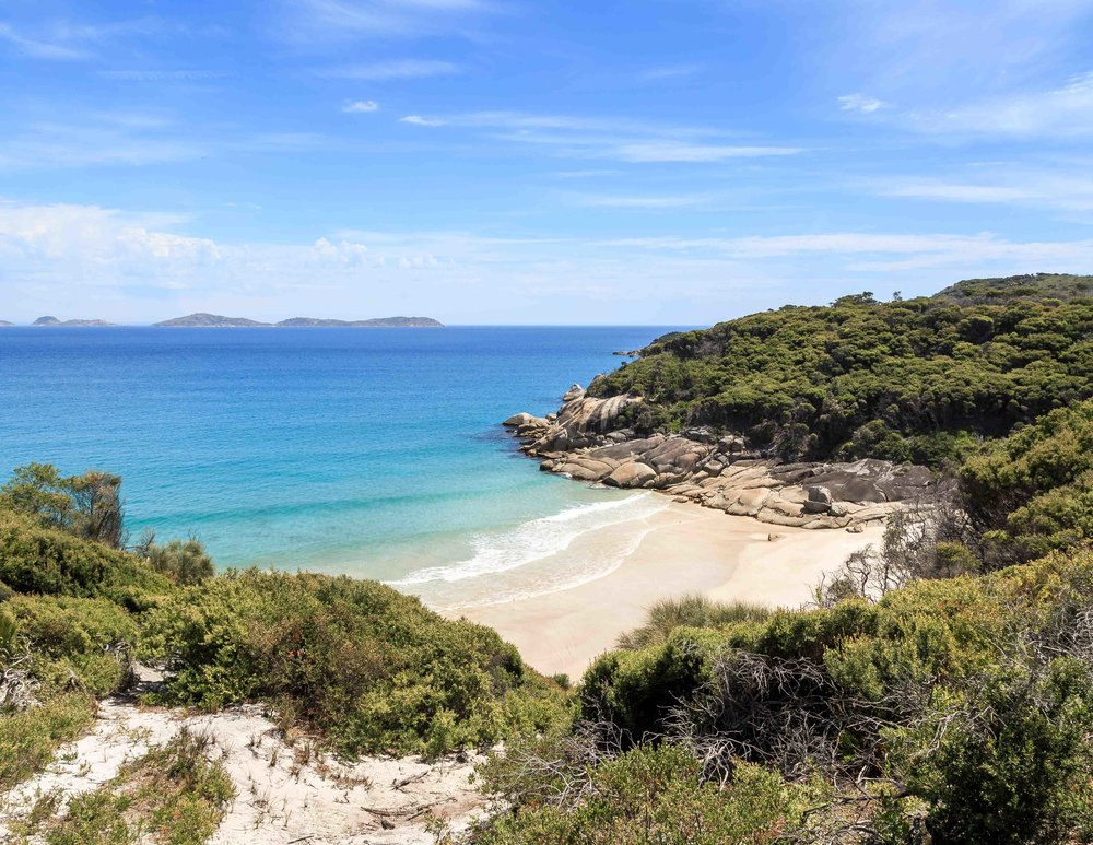 Must-see places in Australia: Wilsons Prom