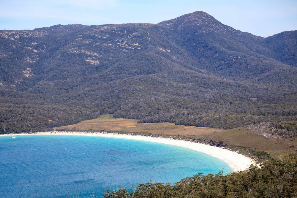 Must-see places in Australia: Wineglass Bay, Tasmania