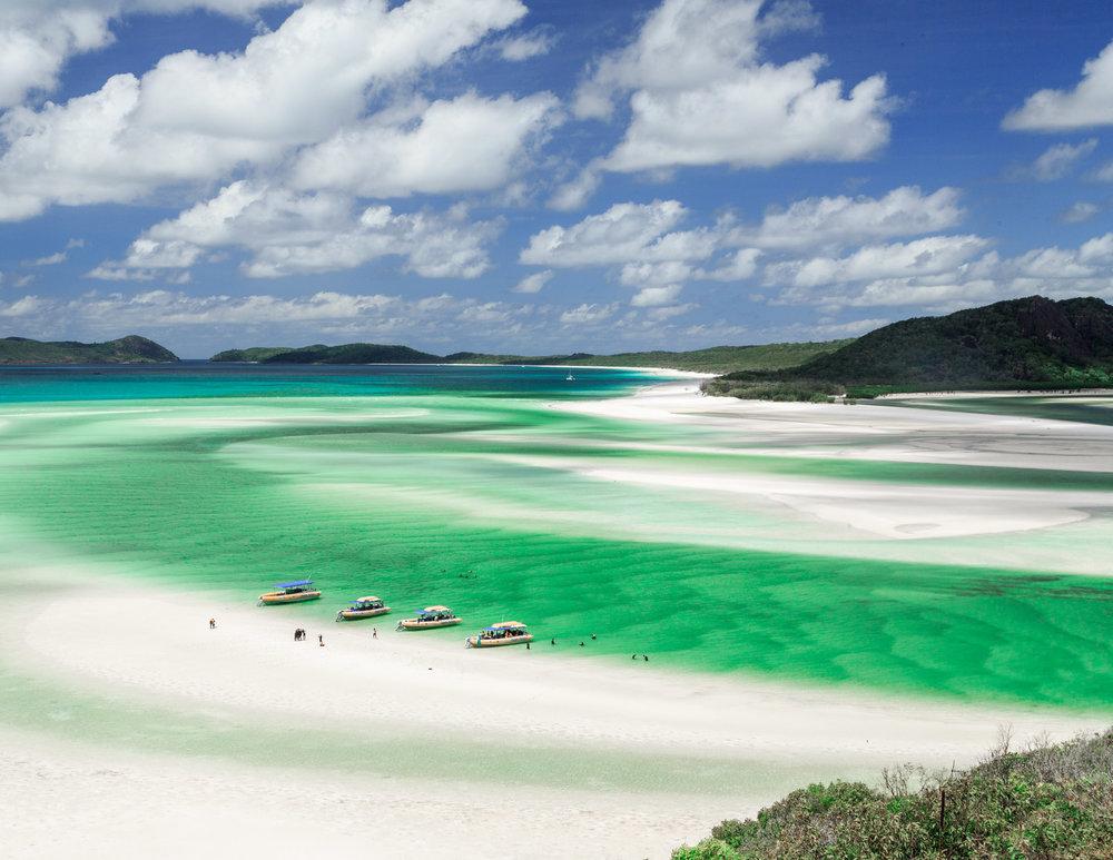 Best Beaches in Australia: Whitehaven