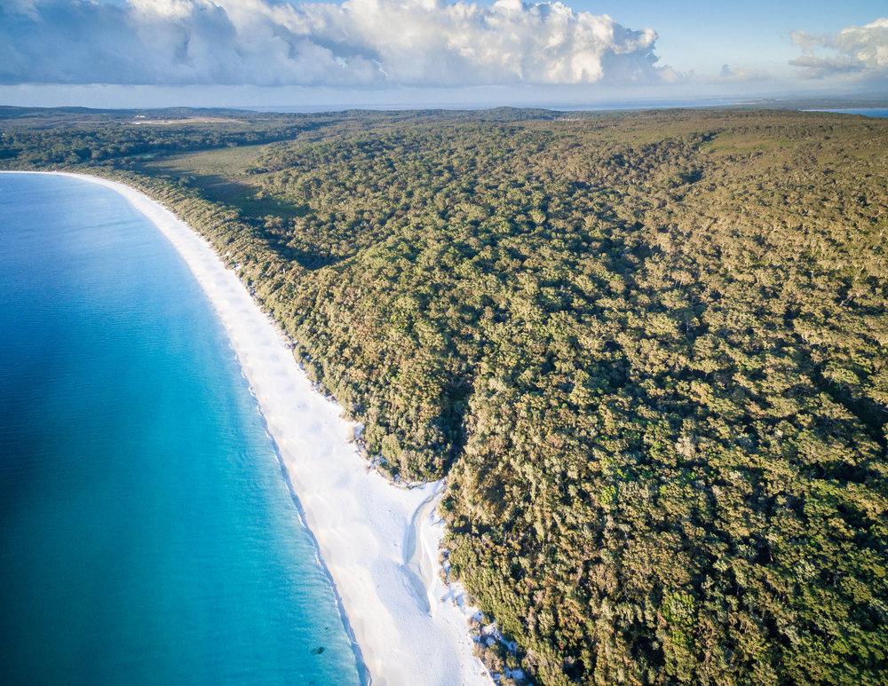 Best beaches in Australia: Hyams Beach NSW