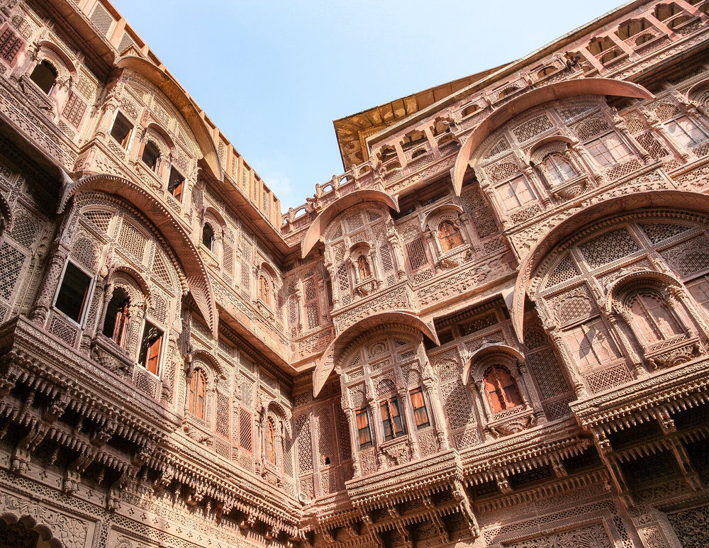 Places in to visit in Rajasthan: Mehrangarh Fort, Jodhpur