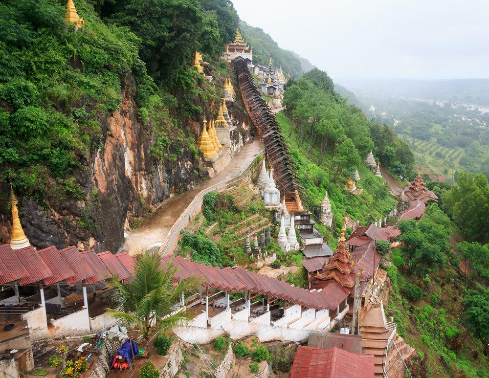 Best things to do in Myanmar (Burma): Pindaya Cave