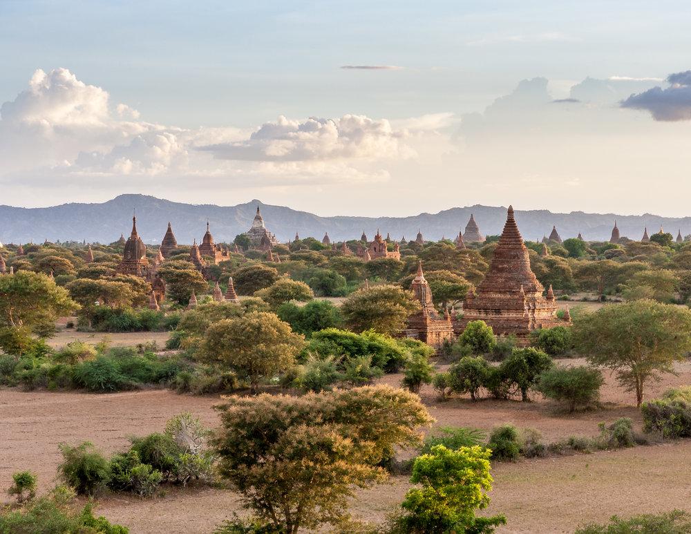 Myanmar Destinations: Bagan
