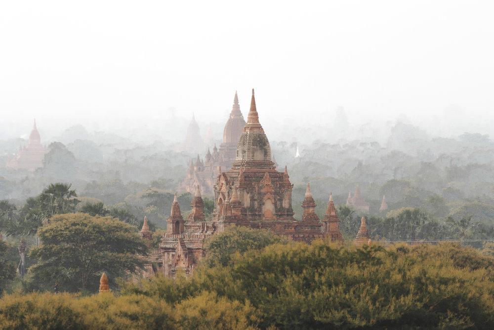 Myanmar Destinations: Bagan, Myanmar (Burma)