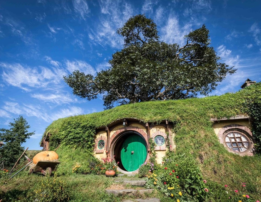 West Coast Road Trip New Zealand: Hobbiton