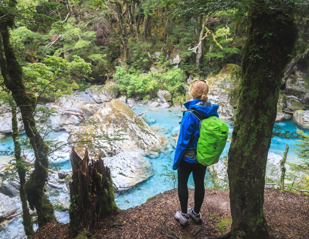 The Routeburn Track: The Routeburn River