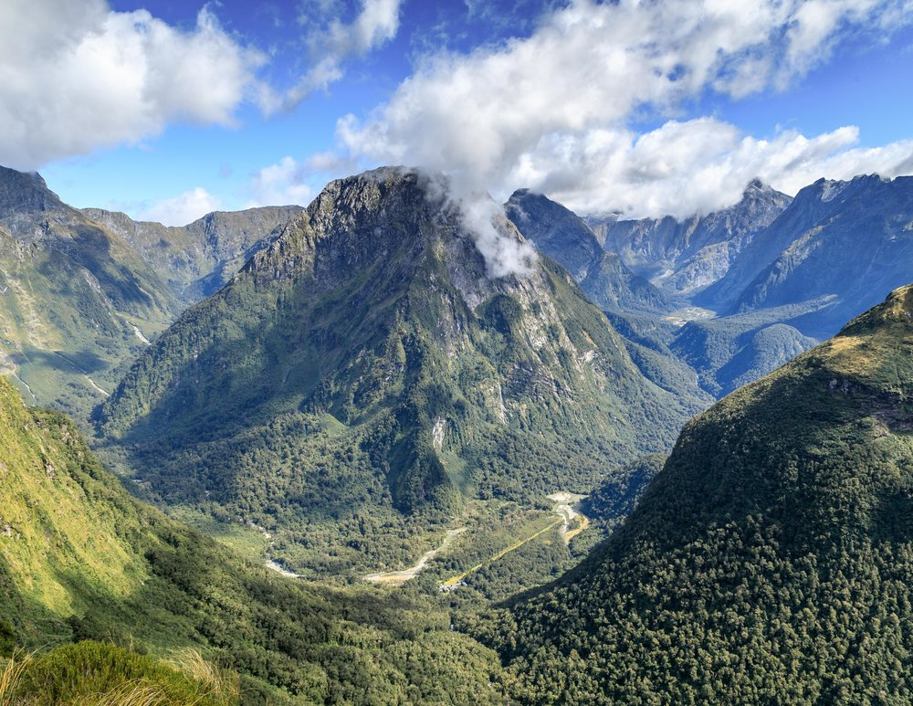 The Milford Track: MacKinnon Pass