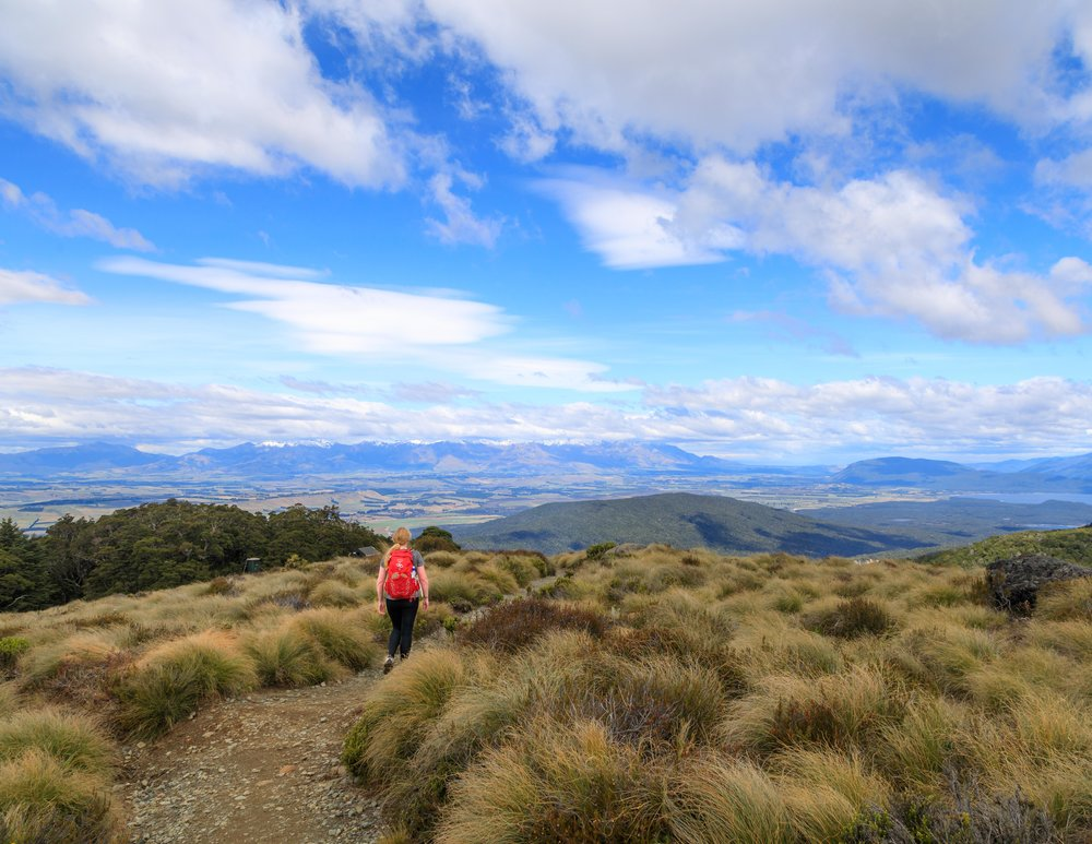 The Kepler Track: The first glimpse of the ridge
