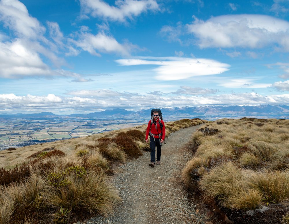 The Kepler Track: The Ridge Line