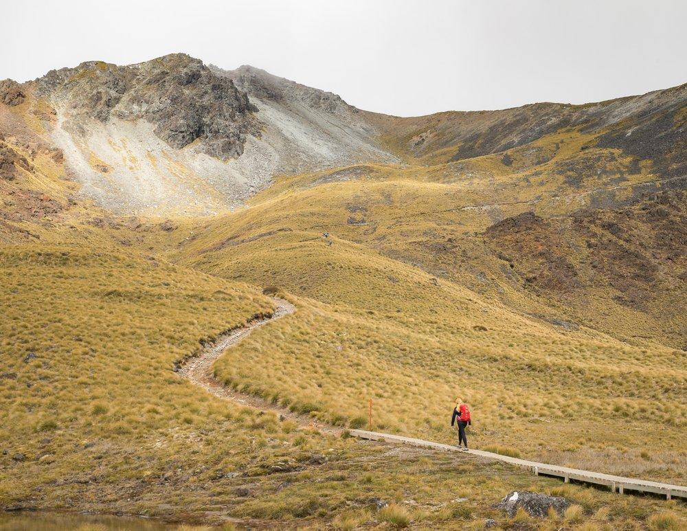 Mount Luxmore, Kepler Track