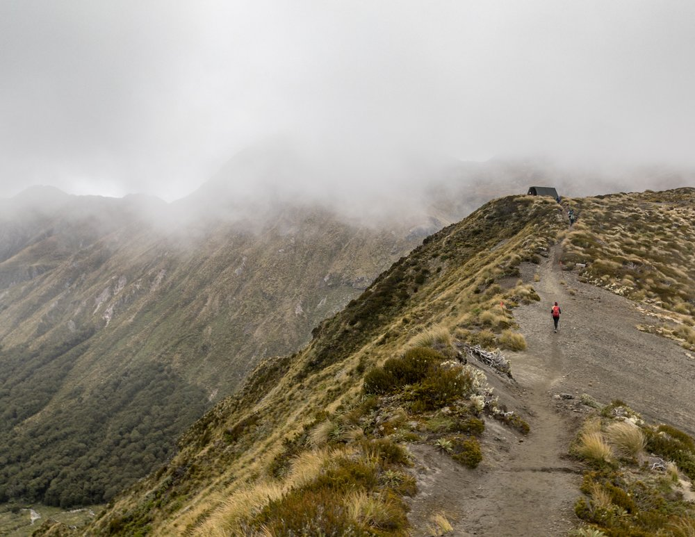 The ridge on the Kepler Track