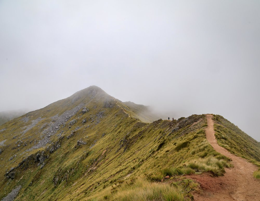 Ridge on the Kepler Track
