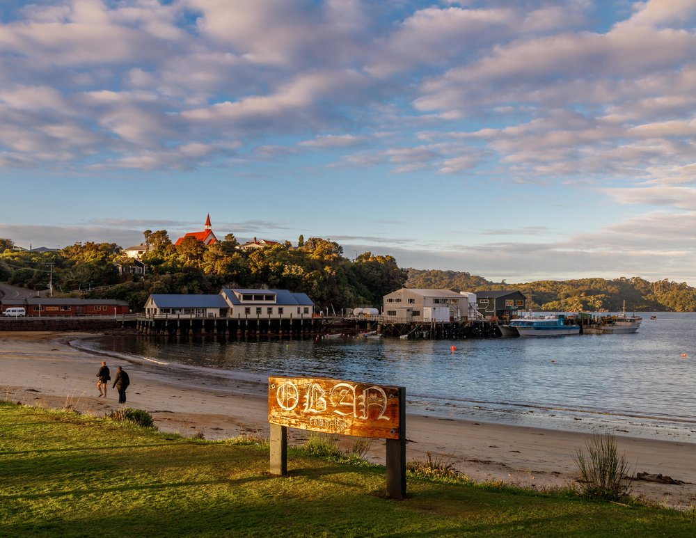 Slowing the pace down with island life, Oban on Stewart Island
