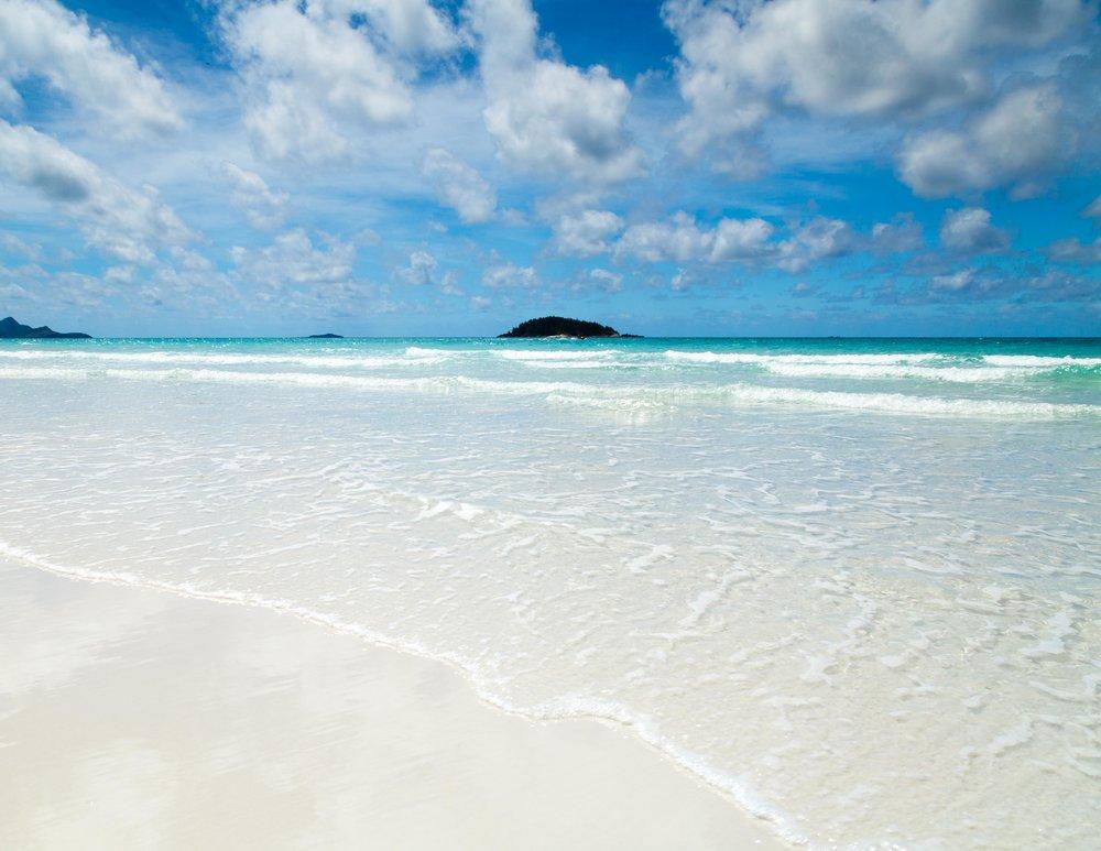 Whitehaven Beach, The Whitsundays