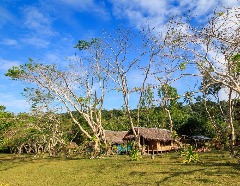 Lonnoc Beach, Espíritu Santo, Vanuatu