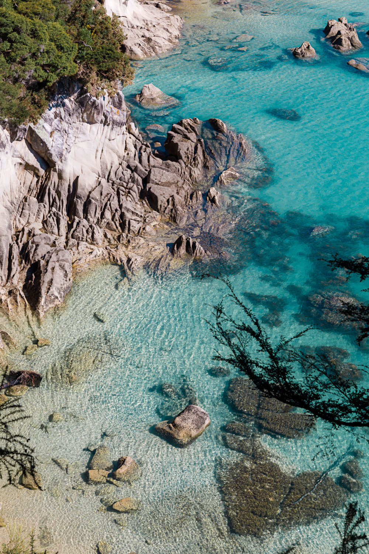 Onetahuti Bay, not Greece