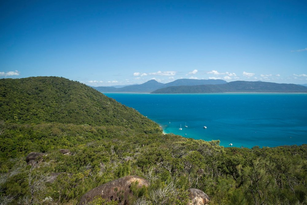 A week in Cairns Itinerary: Fitzroy Island, Queensland