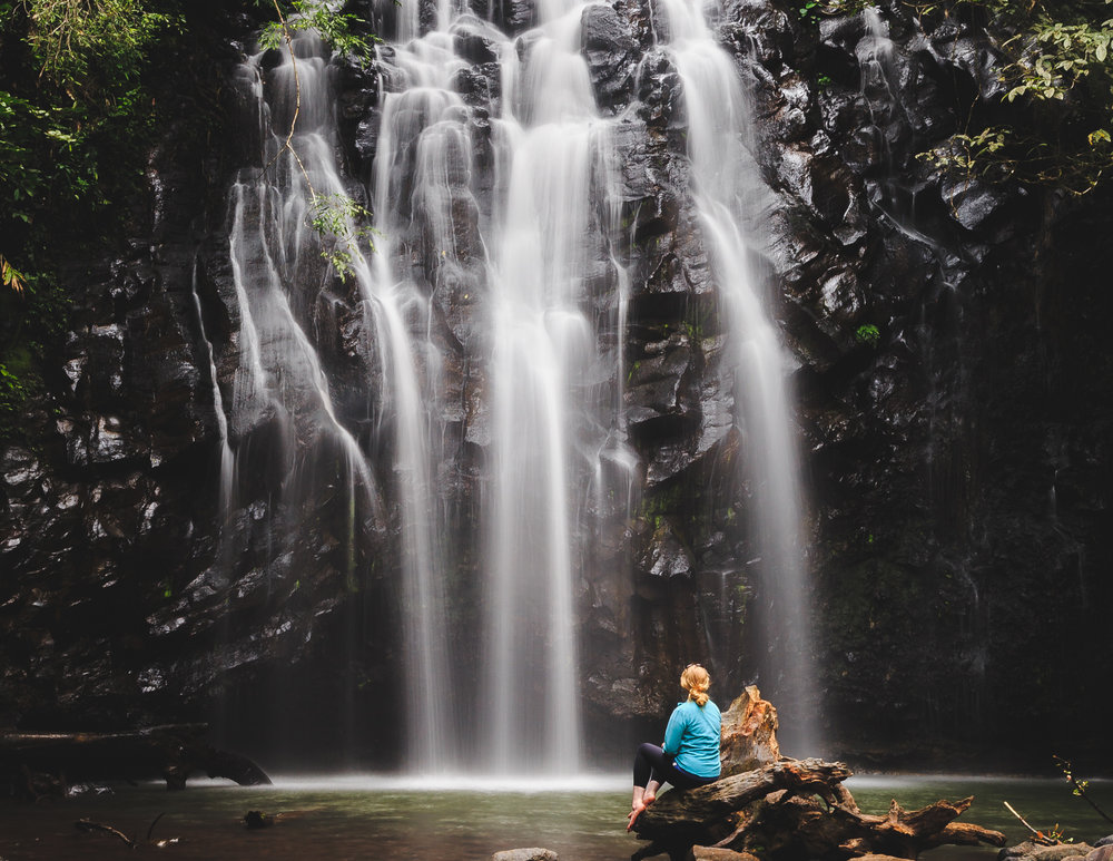 A week in Cairns Itinerary: Elinjaa Waterfall, Atherton Tablelands, Queensland