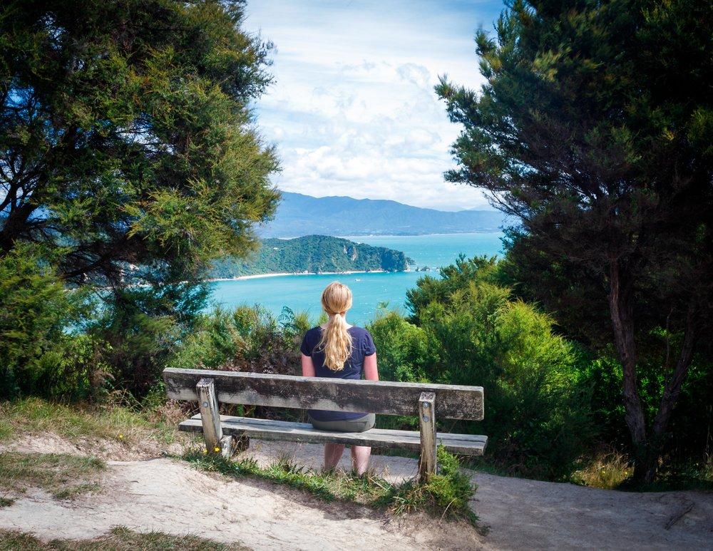 Gibbs Hill Track - Abel Tasman Track