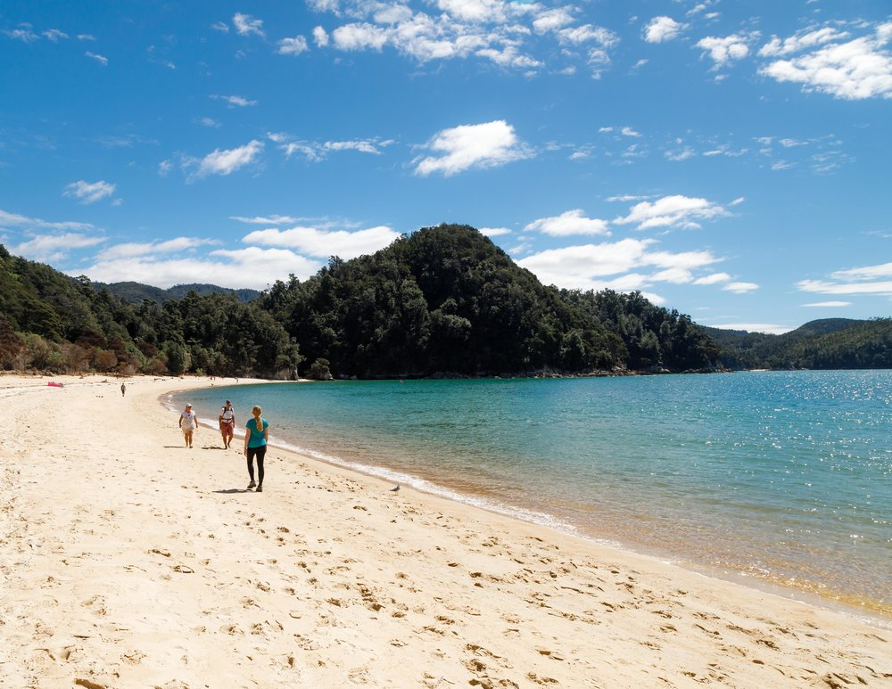 Anchorage, Abel Tasman Track