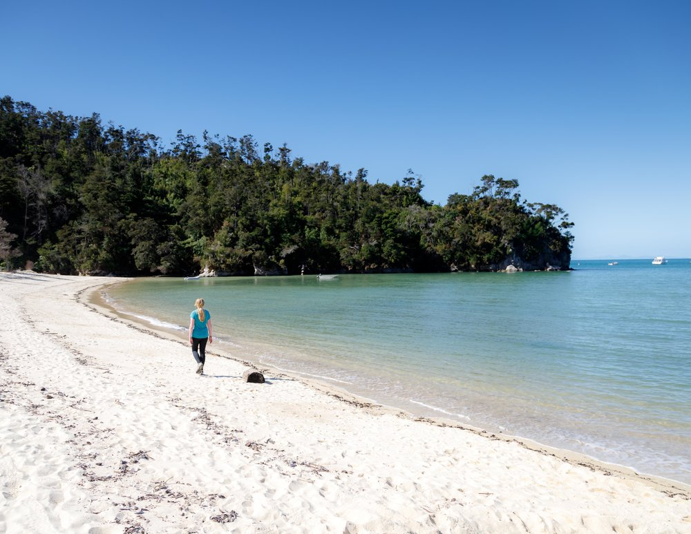 Torrent Bay, Abel Tasman Track
