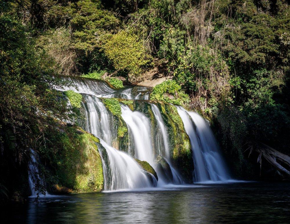 Maraetotara Falls, Hawkes Bay