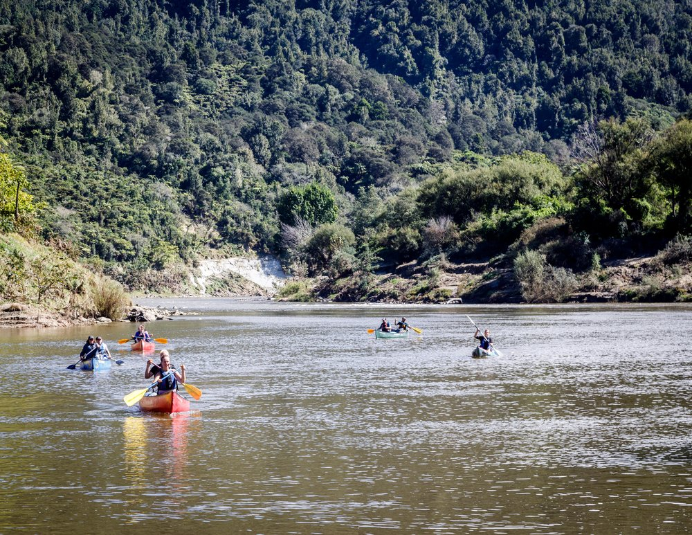 Whanganui River Journey: 3 day version