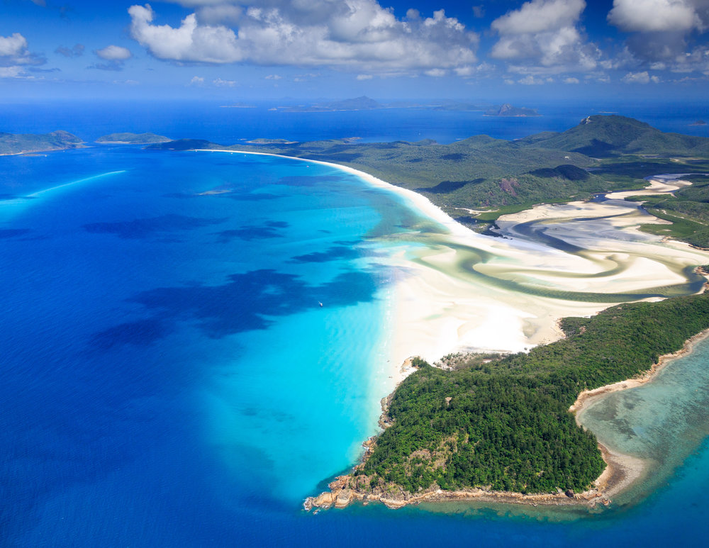 Whitehaven Beach, The Whitsundays, Queensland