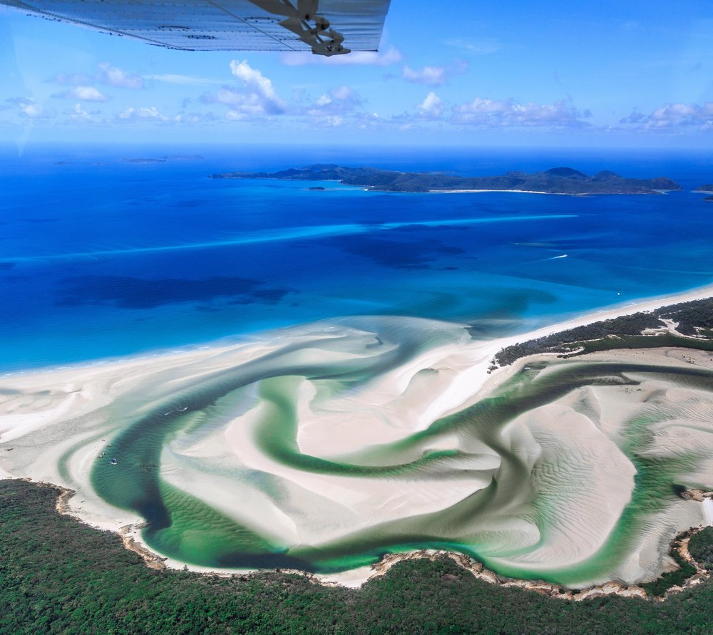 Hill Inlet, The Whitsundays, Queensland