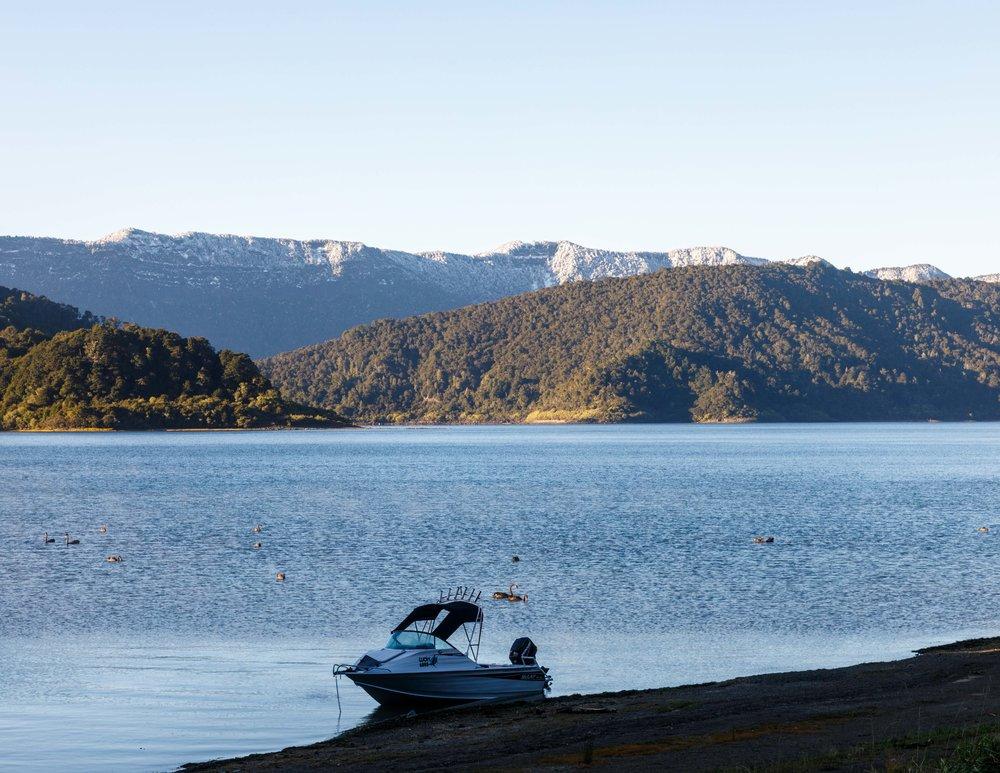 Lake Waikaremoana in 3 days