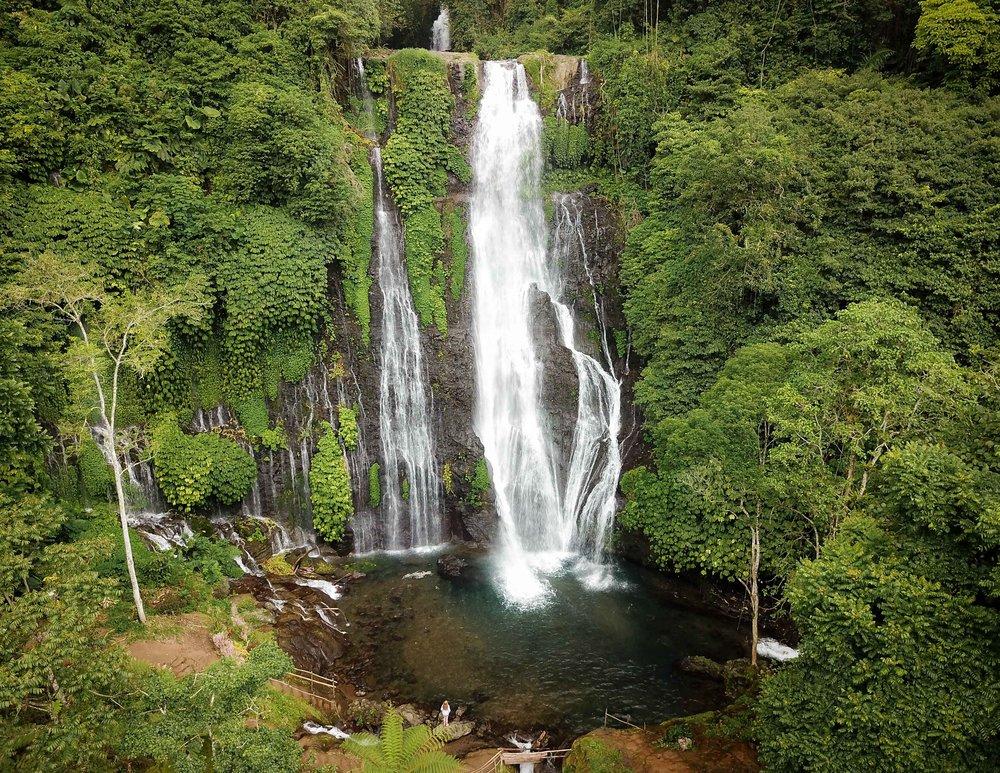 Best time to visit Banyumala Waterfall