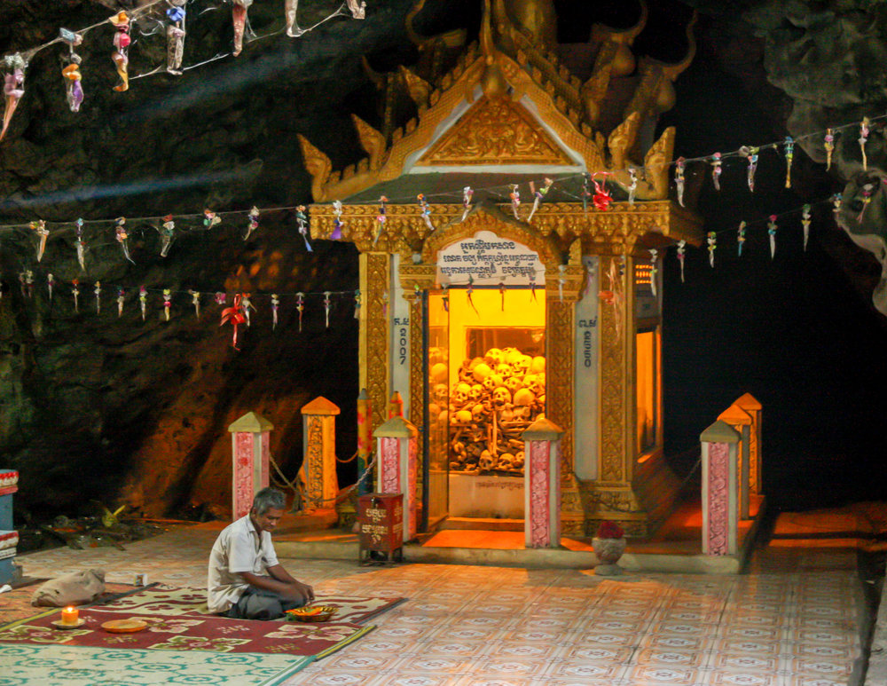 Cambodia Itinerary: Khmer Rouge Killing Cave