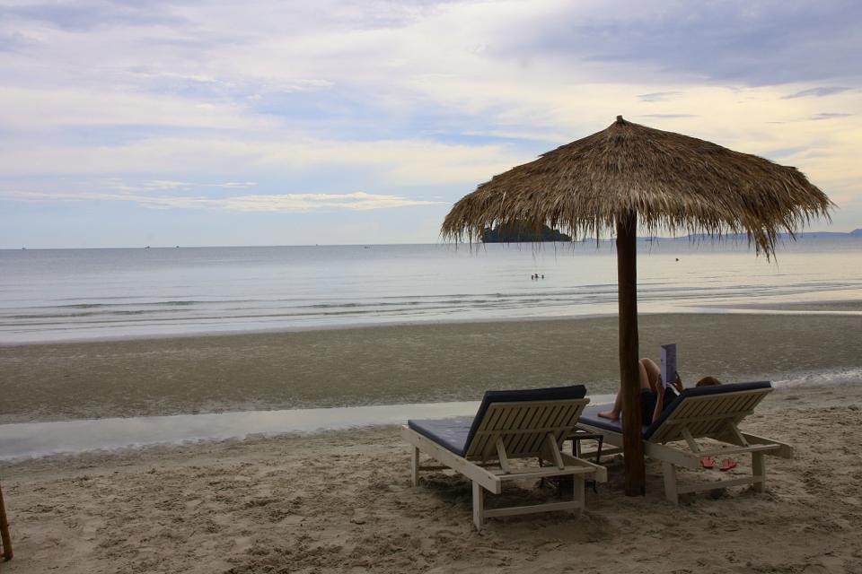 Cambodia Itinerary: Otres Beach