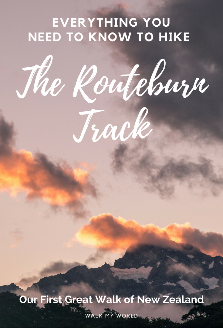 61f3b78a0a20 Everything you need to know to hike The Routeburn Track — Walk My World