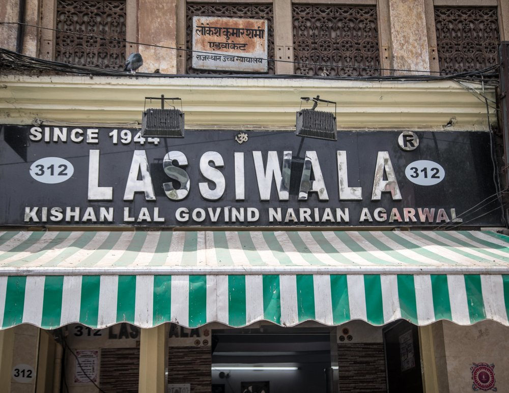Places to visit in Jaipur - Lassiwala