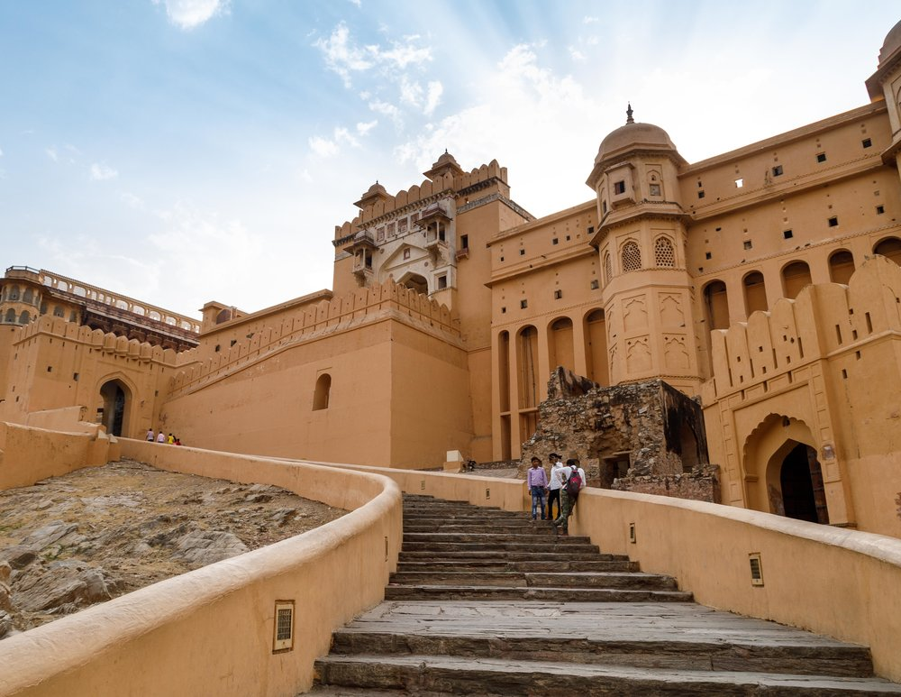 Places to visit in Jaipur - Amber Fort
