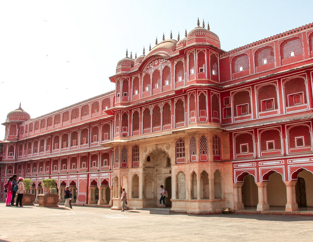 Places to visit in Jaipur: City Palace