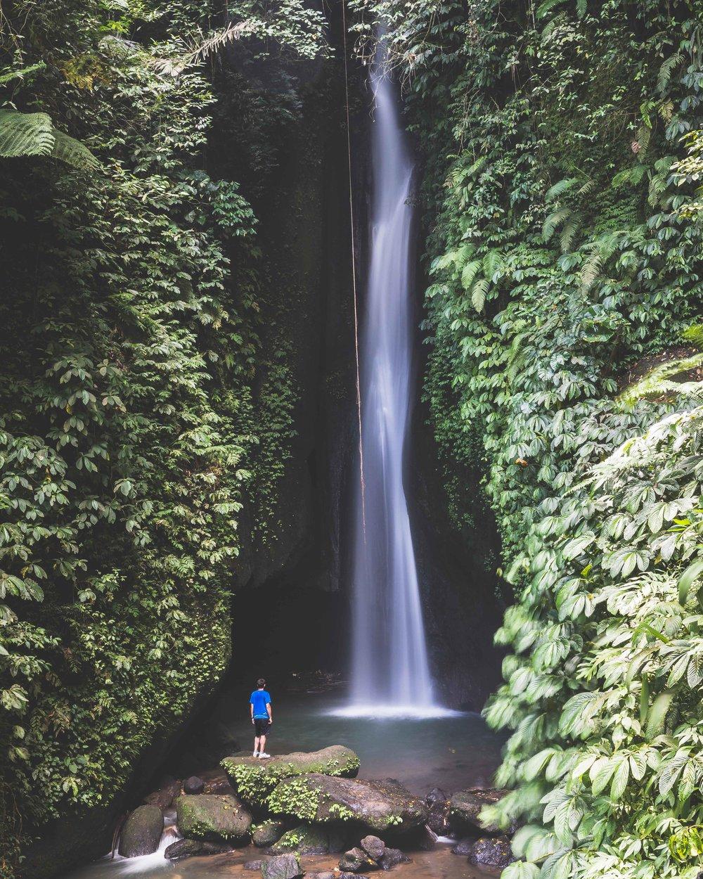 Instagrammable spots in Bali: Leke Leke
