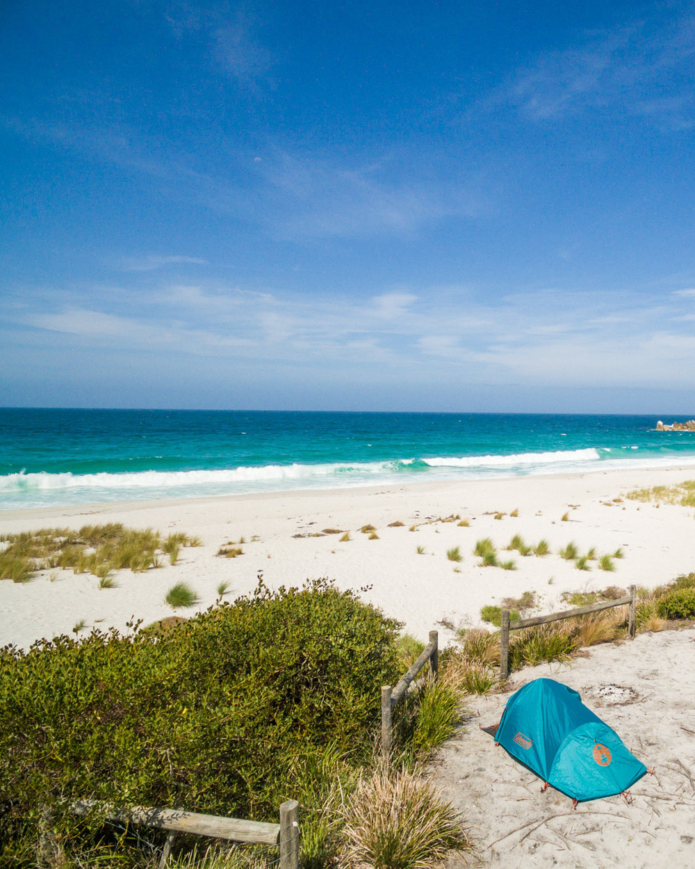 Two Weeks Tasmania Itinerary: Bay of Fires